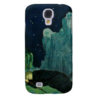 The Dreamer of Dreams: A Circle of Mist Galaxy S4 Cover