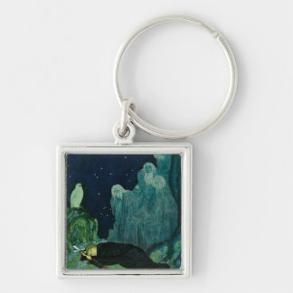 The Dreamer of Dreams: A Circle of Mist Keychains
