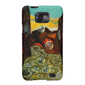 The Dreamer of Dreams: Miraculous Bubbles Samsung Galaxy S2 Case
