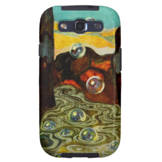 The Dreamer of Dreams: Miraculous Bubbles Galaxy SIII Cases