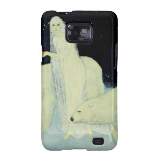 The Dreamer of Dreams: White, Glistening & Shining Galaxy SII Cases