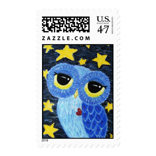 The Dreamer Stamp