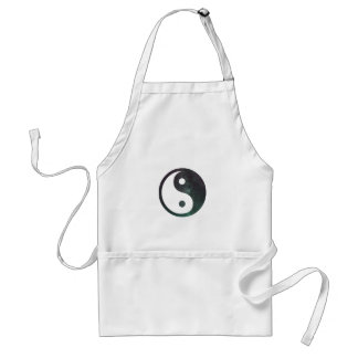 """The Dreamer"" Stars Galaxy Print Products Adult Apron"