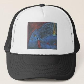 The dreaming boy II by Walter Gramatte Trucker Hat