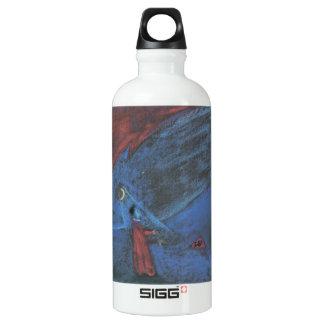 The dreaming boy II by Walter Gramatte Water Bottle