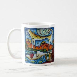 The Dreaming River mug