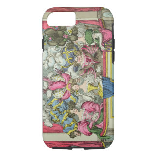 The Dress Circle, published by Thomas McLean, Lond iPhone 8/7 Case