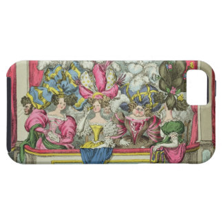 The Dress Circle, published by Thomas McLean, Lond iPhone SE/5/5s Case