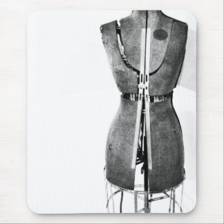 The Dress Maker Mouse Pad