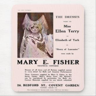 The Dresses of Ellen Terry Mousepad