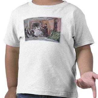 The Dressing Room of Hortense Schneider T-shirts
