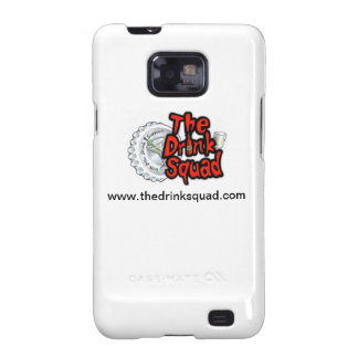 The Drink Squad Galaxy S Case Samsung Galaxy SII Cases