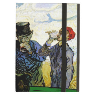The Drinkers by Vincent van Gogh 1890 Cover For iPad Air