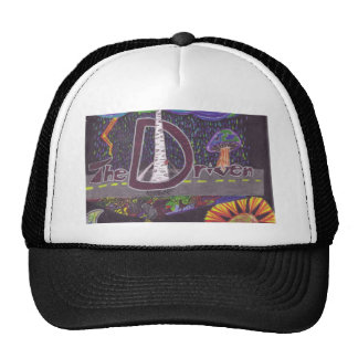 The Driven - Band Trucker Hat