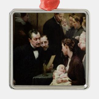 The Drop of Milk in Belleville: Doctor Variot's Metal Ornament