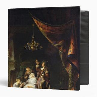 The Dropsical Woman, c.1663 Binder