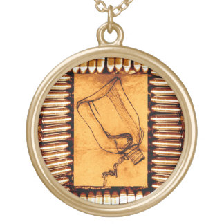 The Drought Gold Plated Necklace