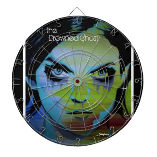 'the Drowned Ghost' Dart Board