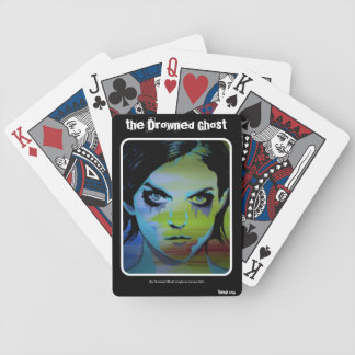'the Drowned Ghost' Playing Cards
