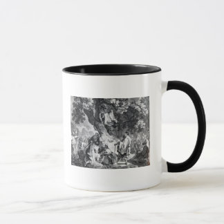 The Druids, or the Conversion of the Britons Mug