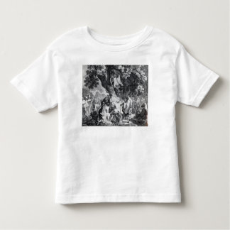 The Druids, or the Conversion of the Britons T-shirt