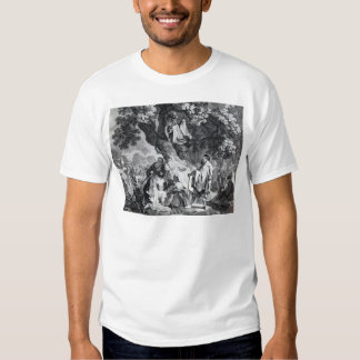 The Druids, or the Conversion of the Britons Tee Shirt