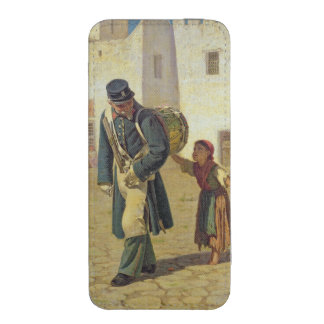 The Drum Beater, 1867 iPhone 5 Pouch
