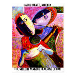THE DRUMMER AND THE FLUTE, THE MELODY MAKERS (T... POSTCARDS