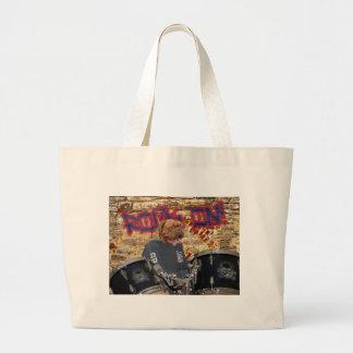 The drummer bag