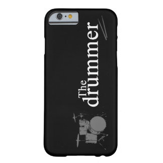 the_drummer barely there iPhone 6 case