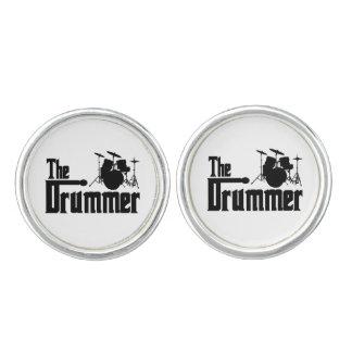 The Drummer Cufflinks
