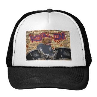 The drummer trucker hat