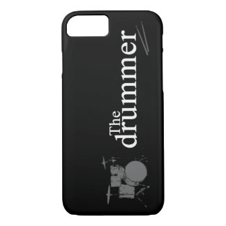 the_drummer iPhone 7 case