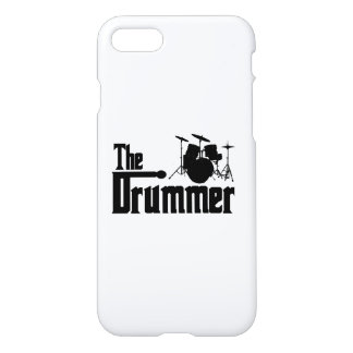 The Drummer iPhone 8/7 Case
