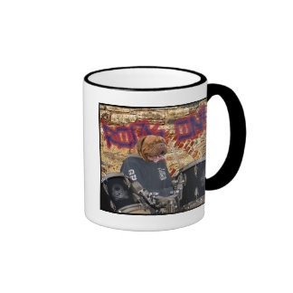 The drummer mug