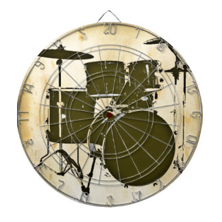 the drummer of the band dart board
