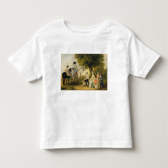 The Drummond Family, c.1769 (oil on canvas) Toddler T-shirt