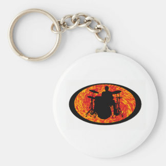 THE DRUMS SUN KEYCHAIN