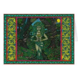 The Dryads Chalice Card