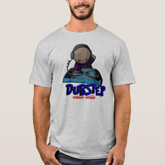 The Dubstep DJ T-Shirt