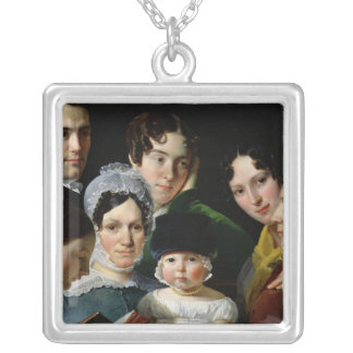 The Dubufe Family in 1820 Jewelry