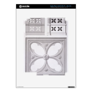 The Ducal Palace, Compartments of the Southern Bal Decal For iPad 3