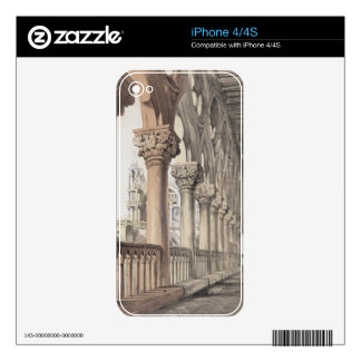 The Ducal Palace, Renaissance Capitals of the Logg iPhone 4S Skin