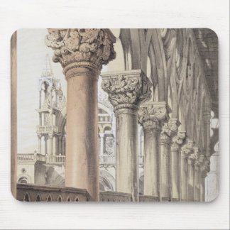 The Ducal Palace, Renaissance Capitals of the Logg Mouse Pad