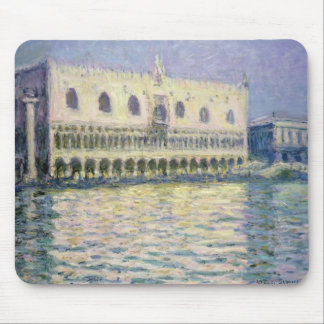 The Ducal Palace, Venice, 1908 Mouse Pad