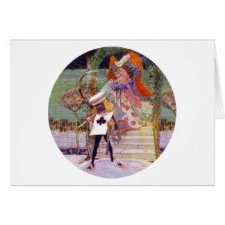 The Duchess and the Executioner Greeting Cards