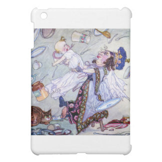 The Duchess and the Pig Baby in Wonderland Case For The iPad Mini