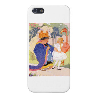 The Duchess Gives Alice TIps on Flamingo Croquet Case For iPhone 5