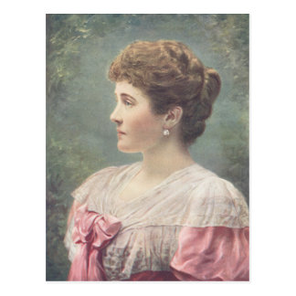 The Duchess Of Connaught Postcard