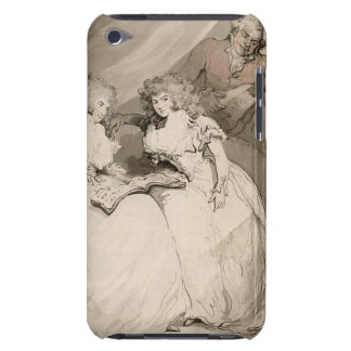 The Duchess of Devonshire and her Sister, the Coun Barely There iPod Cover